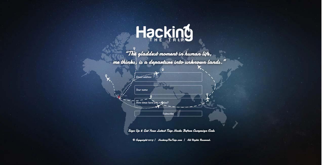 hackingthetrip