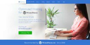 Bluhost-wordpress-blog
