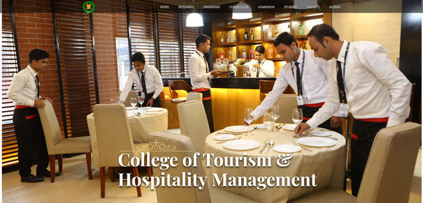 College of Tourism & Hospitality Management
