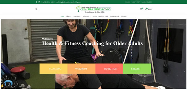 Older Adults Health and Fitness