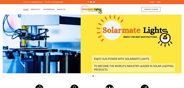 Solarmatelights